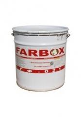 Грунт ГФ-021 Farbox красно-коричневый